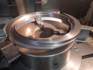 CNC frezen metaal